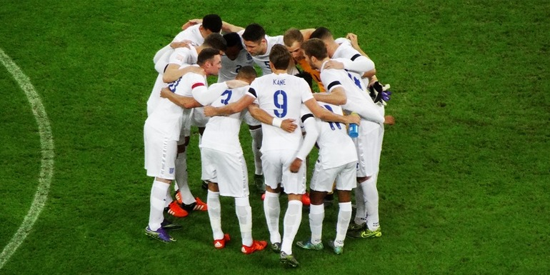 England Football Team Euros 2016