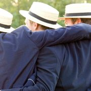 Henley Royal Regatta guests hats hospitality