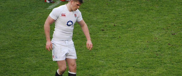 England v Australia - Rugby Union - Twickenham owen farrell