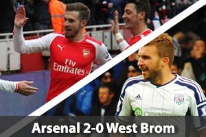 Arsenal Hospitality - Arsenal v West Brom - Emirates Stadium