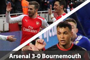 Arsenal Hospitality - Arsenal v Bournemouth - Emirates Stadium