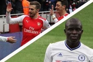 Arsenal Hospitality - Arsenal v Chelsea - Emirates Stadium