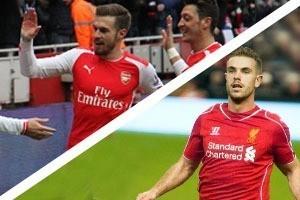 Arsenal Hospitality - Arsenal v Liverpool - Emirates Stadium