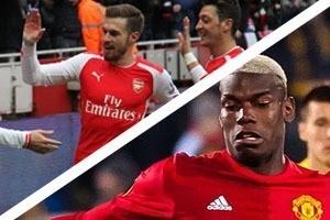 Arsenal Hospitality - Arsenal v Manchester United - Emirates Stadium