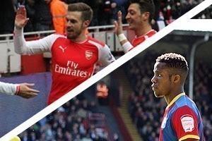 Arsenal Hospitality - Arsenal v Crystal Palace - Emirates Stadium