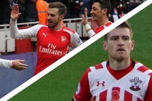 Arsenal Hospitality - Arsenal v Southampton - Emirates Stadium