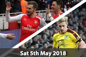 Arsenal Hospitality - Arsenal v Burnley - Emirates Stadium