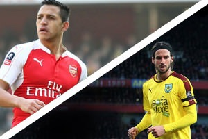 Arsenal v Burnley Hospitality Packages - The Emirates Stadium