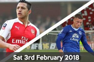 Arsenal Hospitality - Arsenal v Everton - Emirates Stadium