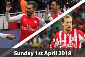 Arsenal Hospitality - Arsenal v Stoke City - Emirates Stadium