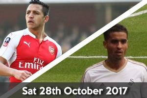 Arsenal Hospitality - Arsenal v Swansea - Emirates Stadium