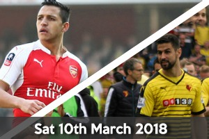 Arsenal Hospitality - Arsenal v Watford - Emirates Stadium