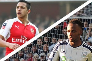 Arsenal v West Bromwich Albion Hospitality Packages - The Emirates Stadium