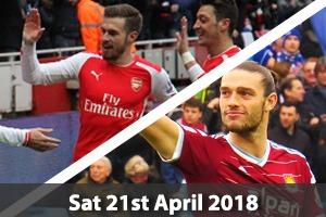 Arsenal Hospitality - Arsenal v West Ham - Emirates Stadium