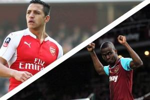 Arsenal v West Ham United Hospitality Packages - The Emirates Stadium