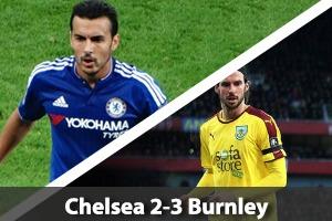 Chelsea Hospitality - Chelsea v Burnley - Stamford Bridge