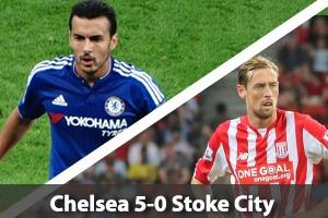 Chelsea Hospitality - Chelsea v Stoke City - Stamford Bridge