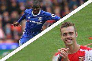 Chelsea v Arsenal Hospitality