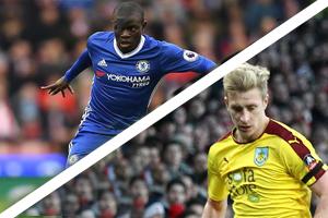 Chelsea v Burnley Hospitality