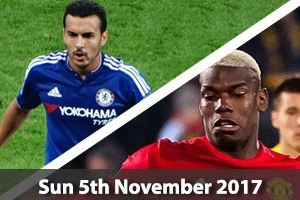 Chelsea Hospitality - Chelsea v Man United - Stamford Bridge