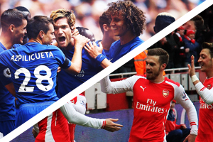 Chelsea Hospitality - Chelsea v Arsenal - Stamford Bridge