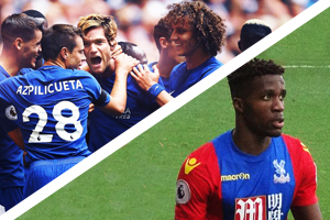 Chelsea Hospitality - Chelsea v Crystal Palace - Stamford Bridge
