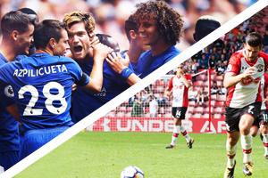 Chelsea Hospitality - Chelsea v Southampton - Stamford Bridge