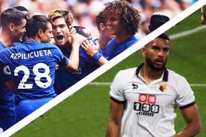 Chelsea Hospitality - Chelsea v Watford - Stamford Bridge