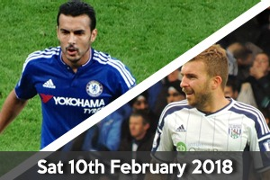 Chelsea Hospitality - Chelsea v West Brom - Stamford Bridge