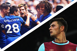 Chelsea Hospitality - Chelsea v West Ham - Stamford Bridge