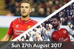Liverpool Hospitality - Liverpool v Arsenal - Anfield