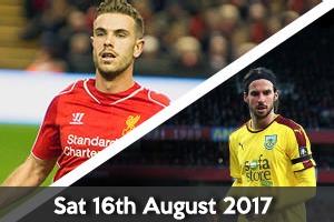Liverpool Hospitality - Liverpool v Burnley - Anfield