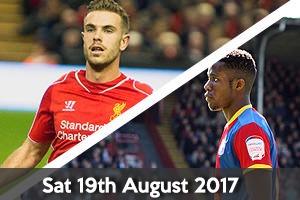 Liverpool Hospitality - Liverpool v Crystal Palace - Anfield