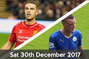 Liverpool Hospitality - Liverpool v Leicester - Anfield