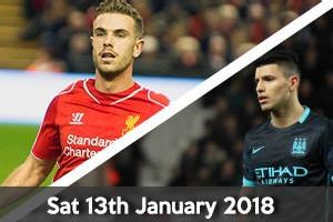Liverpool Hospitality - Liverpool v Man City - Anfield