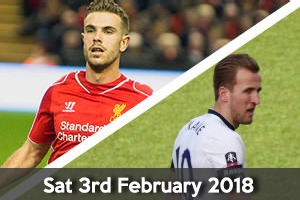 Liverpool Hospitality - Liverpool v Tottenham - Anfield