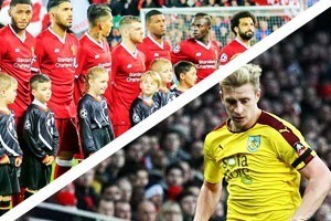Liverpool Hospitality - Liverpool v Burnley - Anfield Packages