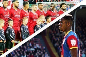 Liverpool Hospitality Liverpool V Crystal Palace Anfield Packages