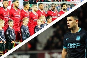 Liverpool Hospitality - Liverpool v Man City - Anfield