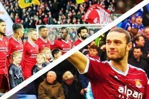Liverpool Hospitality - Liverpool v West Ham - Anfield