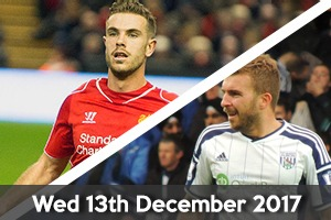 Liverpool Hospitality - Liverpool v West Brom - Anfield