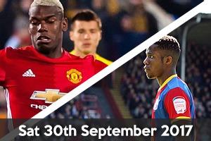 Manchester United Hospitality - Man United v Crystal Palace - Old Trafford