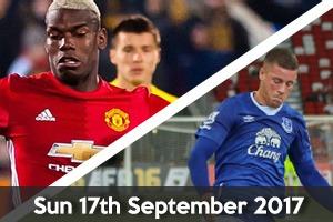 Manchester United Hospitality - Man United v Everton - Old Trafford