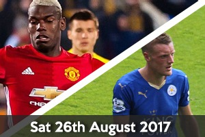 Manchester United Hospitality - Man United v Leicester - Old Trafford