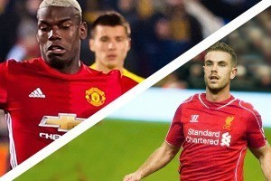 Manchester United Hospitality - Old Trafford - Man United v Liverpool