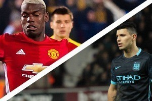 Manchester United Hospitality - Old Trafford - Man United v Man City