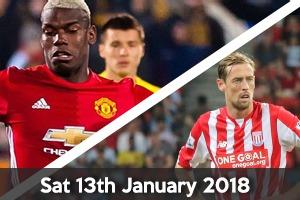 Manchester United Hospitality - Man United v Stoke - Old Trafford
