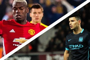 Manchester United Hospitality - Man United v Man City - Old Trafford
