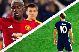 Manchester United Hospitality - Man United v Tottenham - Old Trafford
