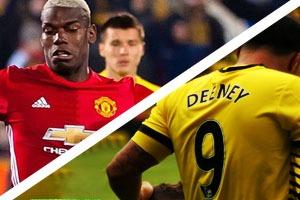 Manchester United Hospitality - Man United v Watford - Old Trafford